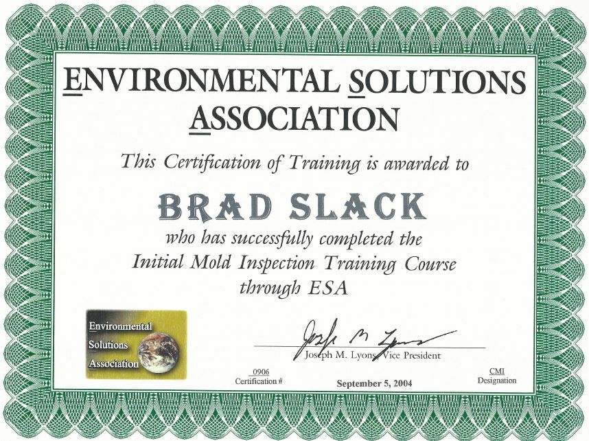 Mold Pro Inc Toxic Mold Inspections And Testing On Long Island